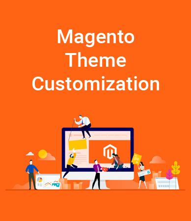Magento Theme Customization Service