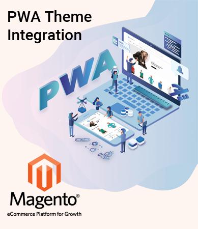 Magento 2 PWA Theme Integration India